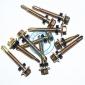 六角钻尾螺丝自攻自钻彩钢瓦螺丝燕尾螺丝M5.5